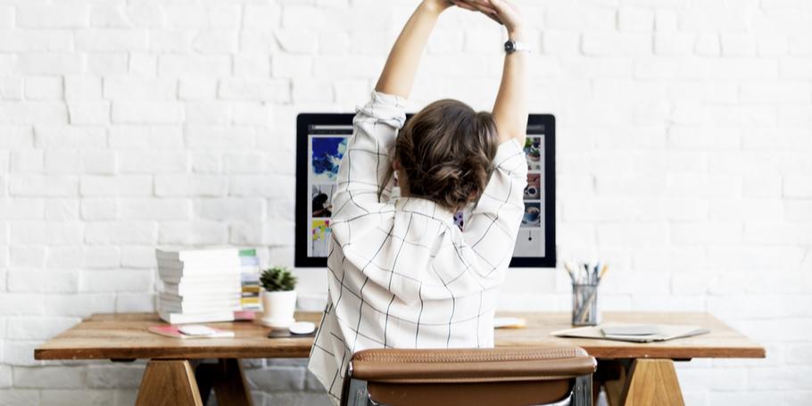 5 consejos relajarte en trabajo